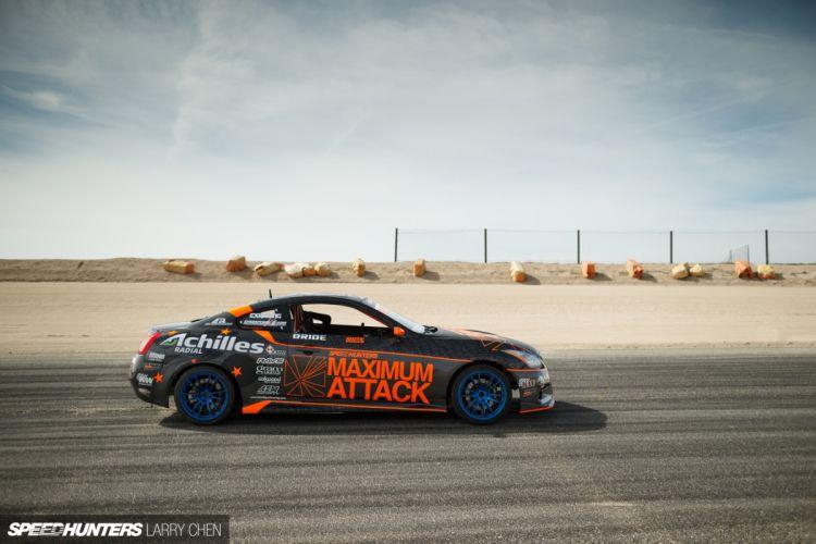 2014 Infiniti G37 formula drift race racing g wallpaper