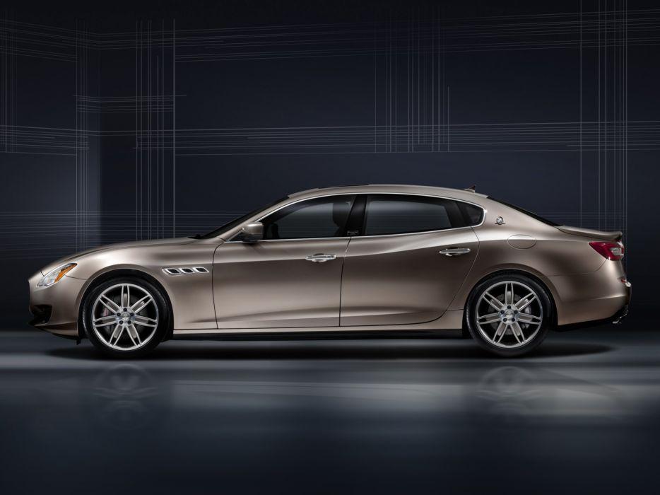 2014 Maserati Quattroporte Ermenegildo Zegna luxury  f wallpaper
