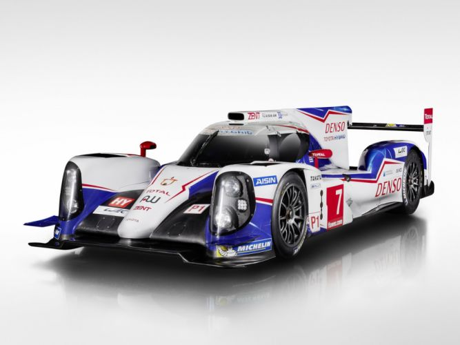 2014 Toyota TS040 Hybrid Le-Mans race racing prototype tr wallpaper