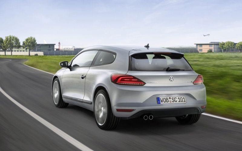 2015 Volkswagen Scirocco hd wallpaper