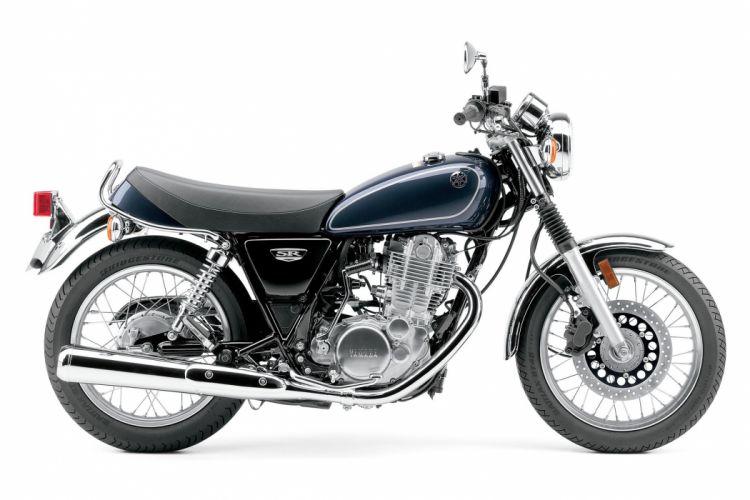 2015 Yamaha SR400 motorbike bike motorcycle gd wallpaper