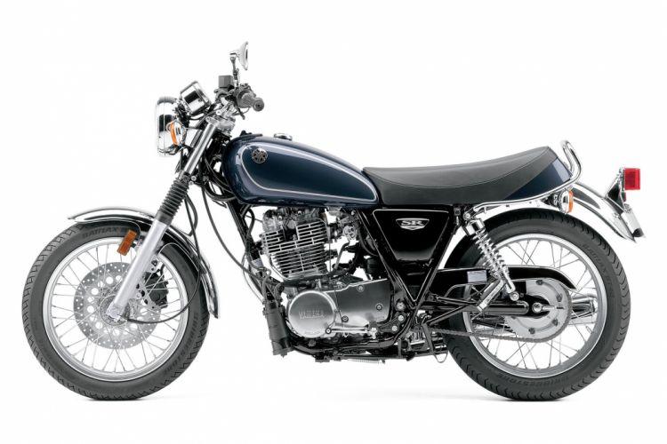 2015 Yamaha SR400 motorbike bike motorcycle g wallpaper