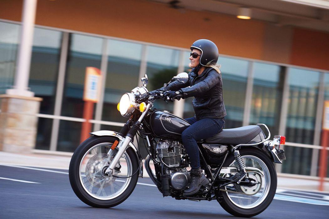 2015 Yamaha SR400 motorbike bike motorcycle    b wallpaper