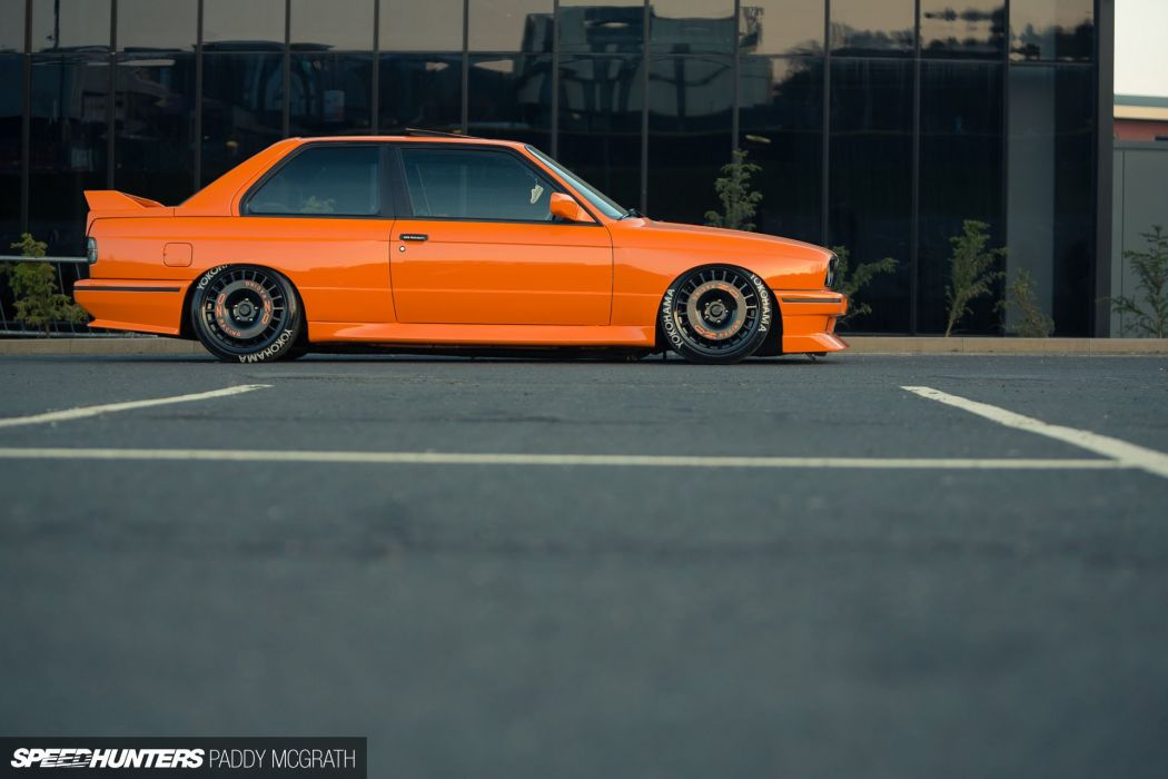 E30 BMW M-3 tuning  g wallpaper
