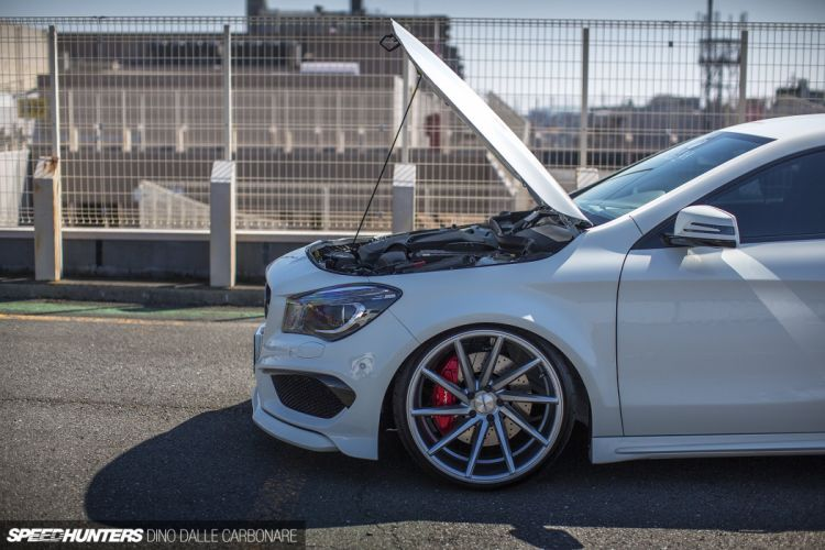Hamana Mercedes Benz tuning engine g wallpaper