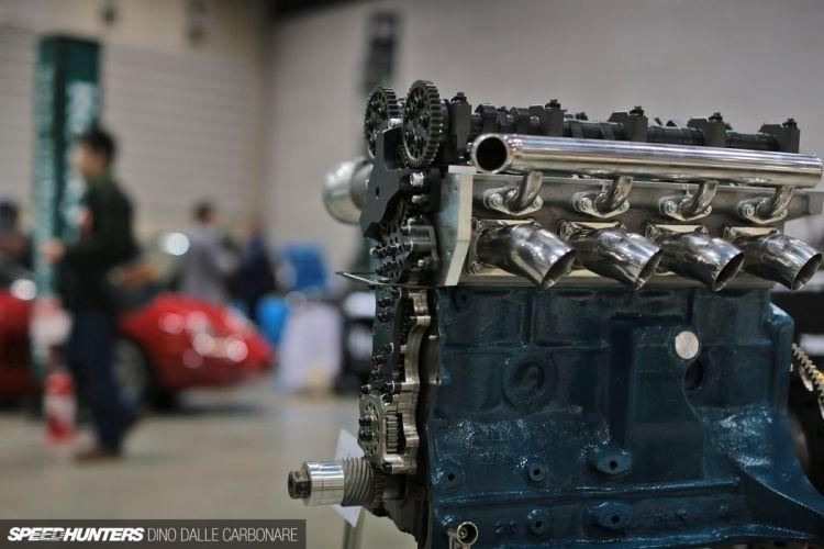 Nissan OS-Giken TC16 engine tuning datsun g wallpaper