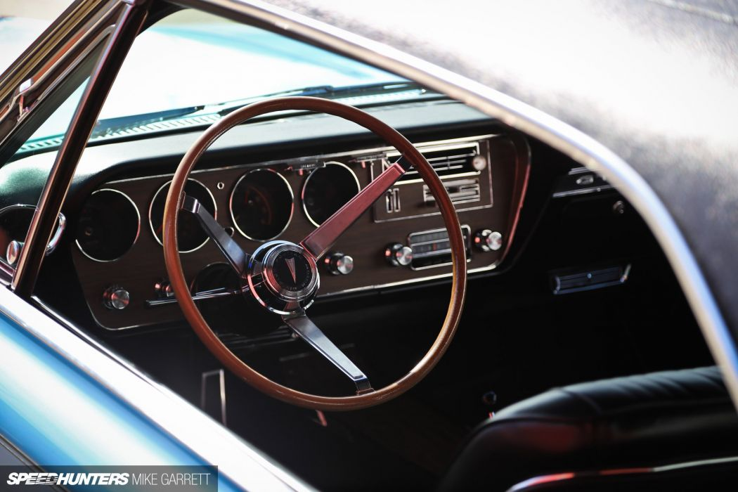 Pontiac GTO muscle classic interior    g wallpaper