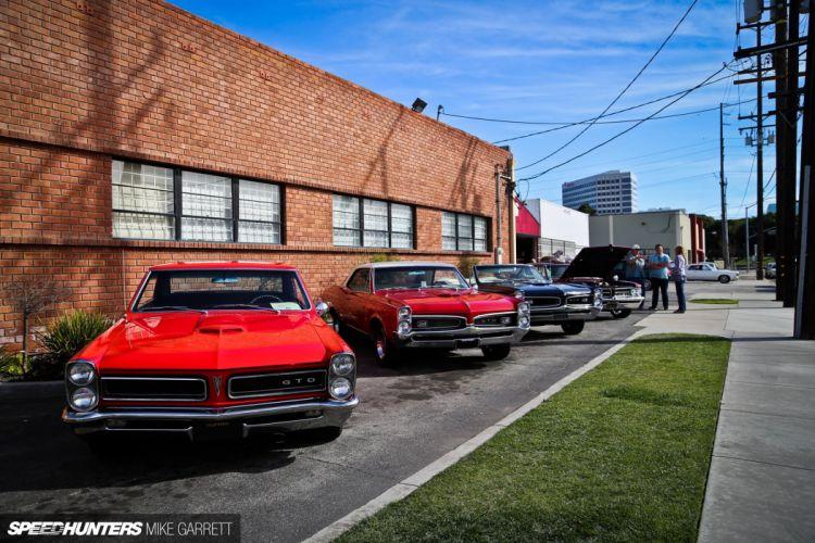 Pontiac GTO muscle classic h wallpaper