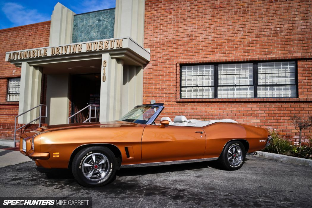 Pontiac GTO muscle classic  tr wallpaper