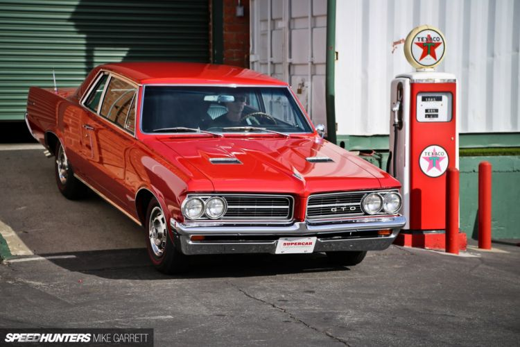 Pontiac GTO muscle classic rs wallpaper