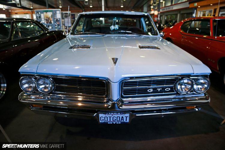 Pontiac GTO muscle classic gd wallpaper