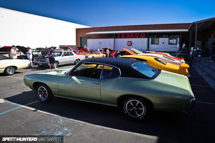 Pontiac GTO muscle classic g wallpaper