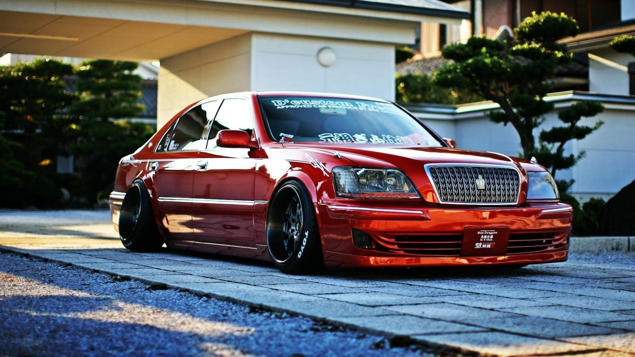 High Quality Toyota Crown Athlete JDM Back Water Car 2013 Source · Toyota Crown Majesta  Wallpaper 1920x1080 320769