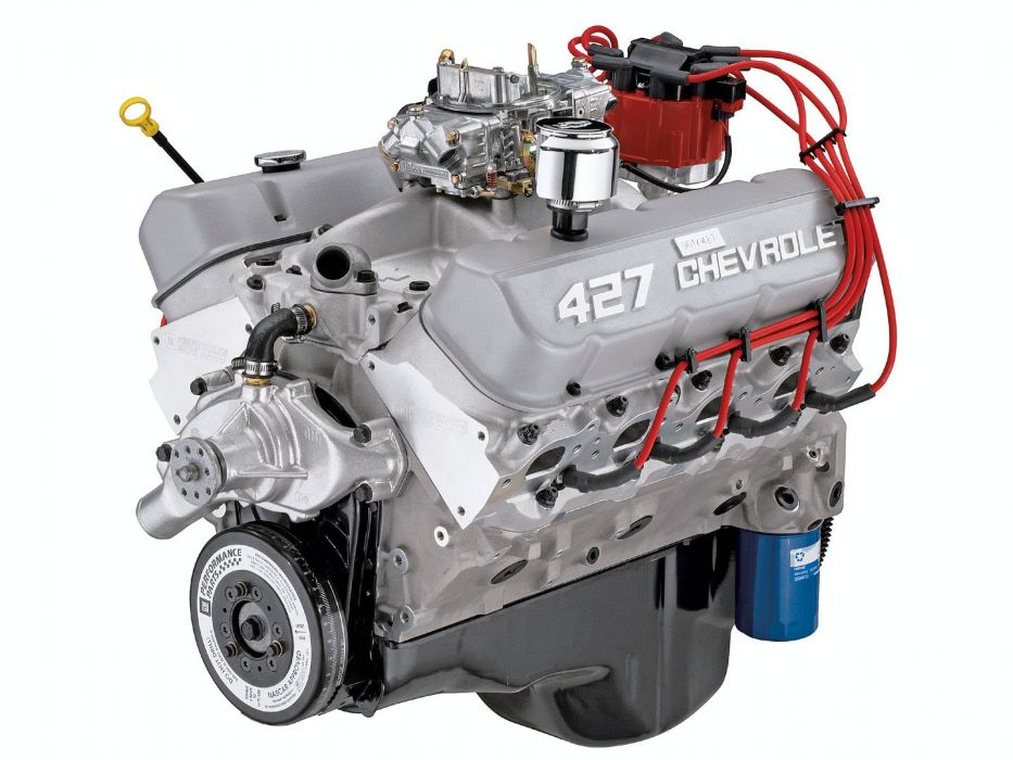 Chevrolet Crate Engine ZL1 supercar hot rod rods muscle wallpaper