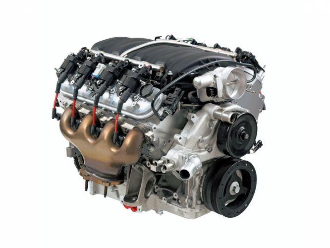 Chevrolet Crate Engine LS7 corvette hot rod rods supercar muscle wallpaper