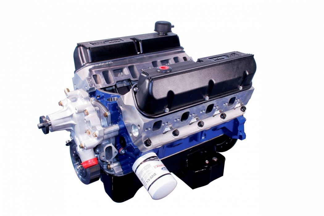 Ford Racing Crate Engine 302 hot rod rods muscle race    h wallpaper