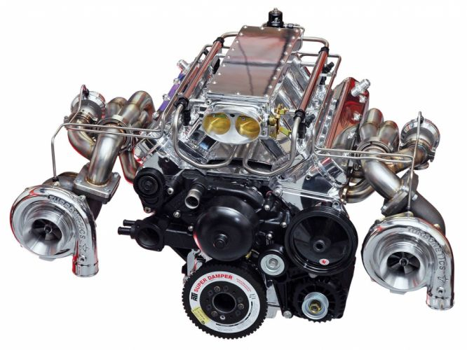 Of V-8 Crate Engine hot rod rods tuning turbo wallpaper