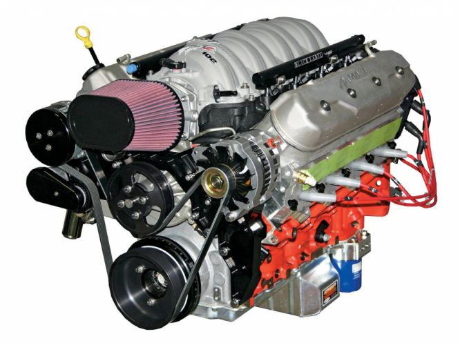 X-Block 454 S-S 700hp g-m chevrolet crate engine hot rod rods muscle supercar wallpaper