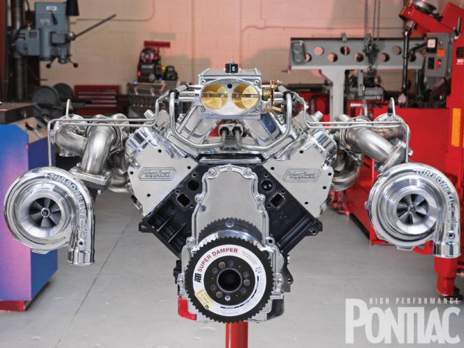 Pontiac Crate Engine hot rod rods muscle f wallpaper