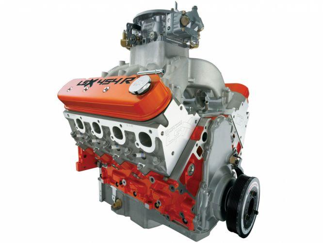 G-M LSX 454 crate engine corvette camaro hot rod rods supercar muscle chevrolet wallpaper