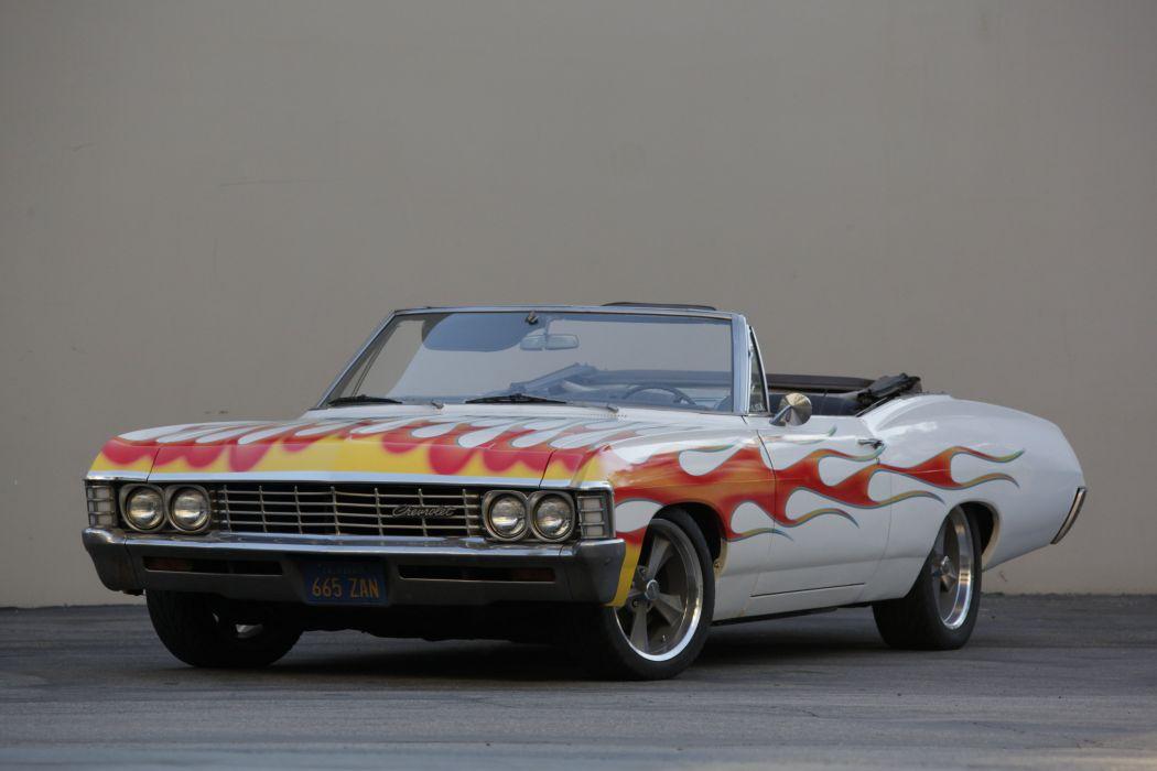 Chevrolet lowrider hot rod rods classic Impala     f wallpaper