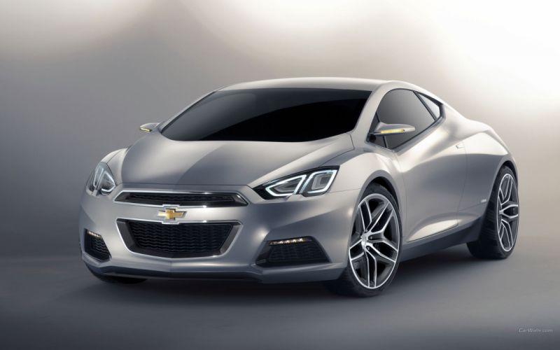 cars Chevrolet concept art wallpaper