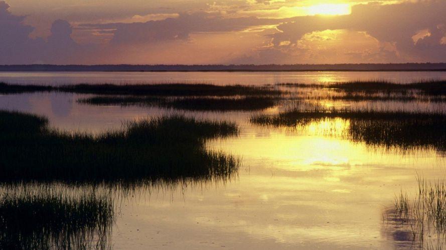 dawn Florida wallpaper