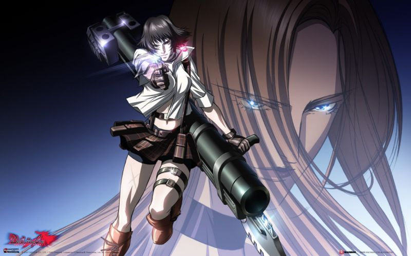 Devil May Cry Trish Devil May Cry Lady (character) wallpaper