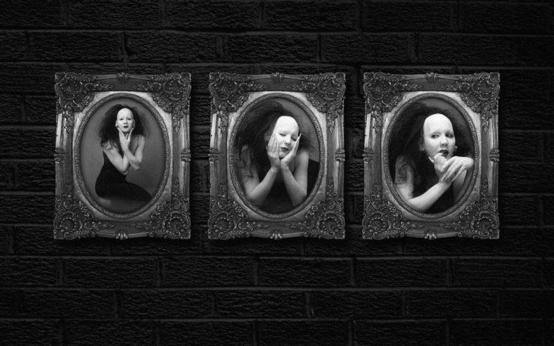 Gothic aeternus dark lady sopor aeternus wallpaper