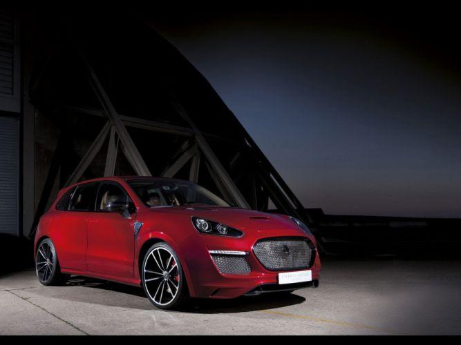 cars supercars tuning red cars rims static Eterniti Artemis wallpaper
