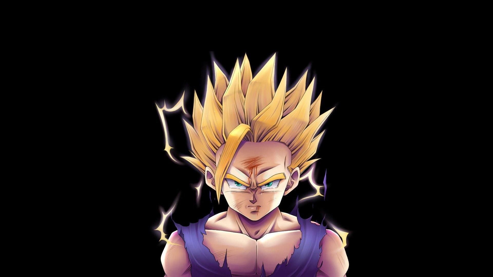 Son gohan dragon ball z wallpaper 1920x1080 320987 - Dragon ball super background music mp3 download ...