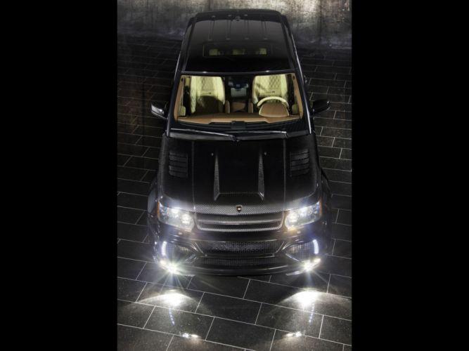 Land Rover Range Rover Mansory wallpaper