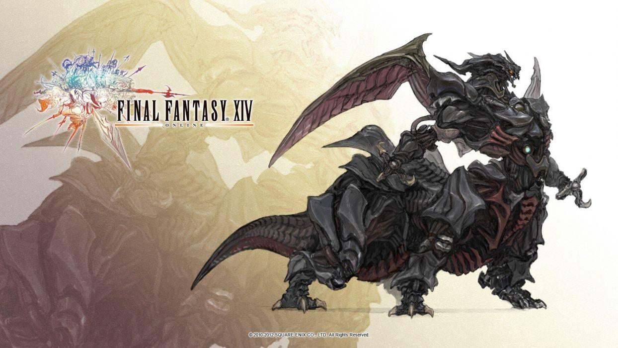 weapons Final Fantasy XIV wallpaper