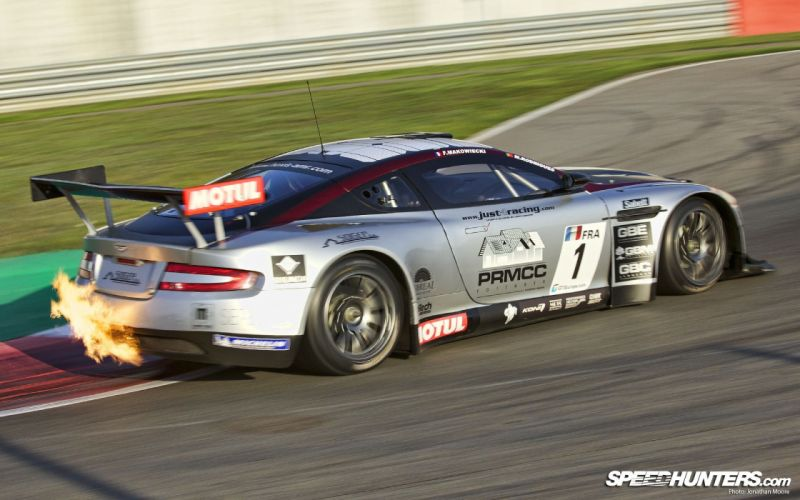 cars Aston Martin DBRS9 racing cars wallpaper