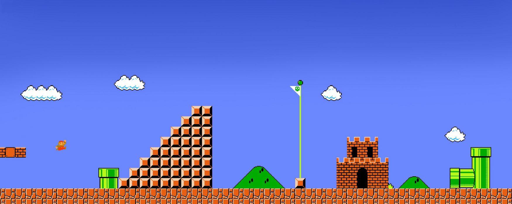 video games Mario Super Mario Bros_ wallpaper