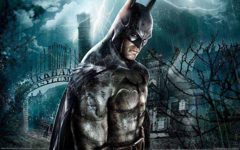Arkham Asylum Batman Arkham Asylum wallpaper
