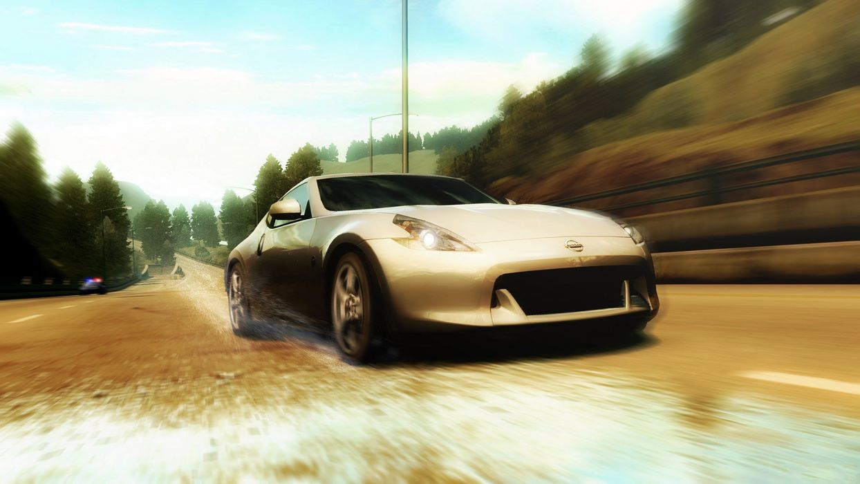 video games cars Need for Speed Need For Speed Undercover Nissan 370Z games JDM Japanese domestic market pc games wallpaper