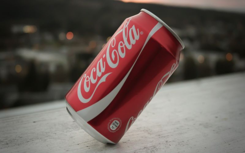 Coca-Cola balance depth of field soda cans wallpaper