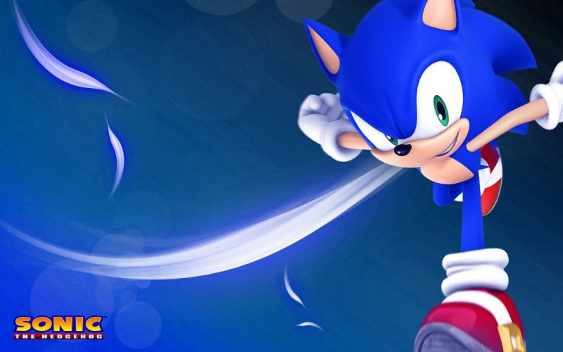 Sonic the Hedgehog video games Game characters Sonic Team wallpaper