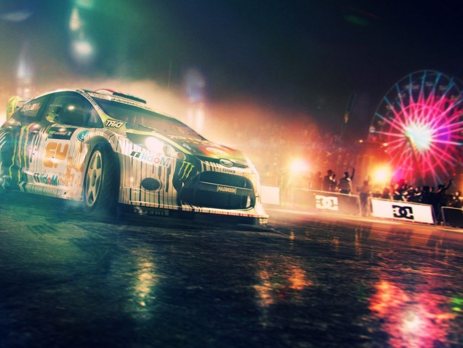 video games Ford dirt showdown wallpaper
