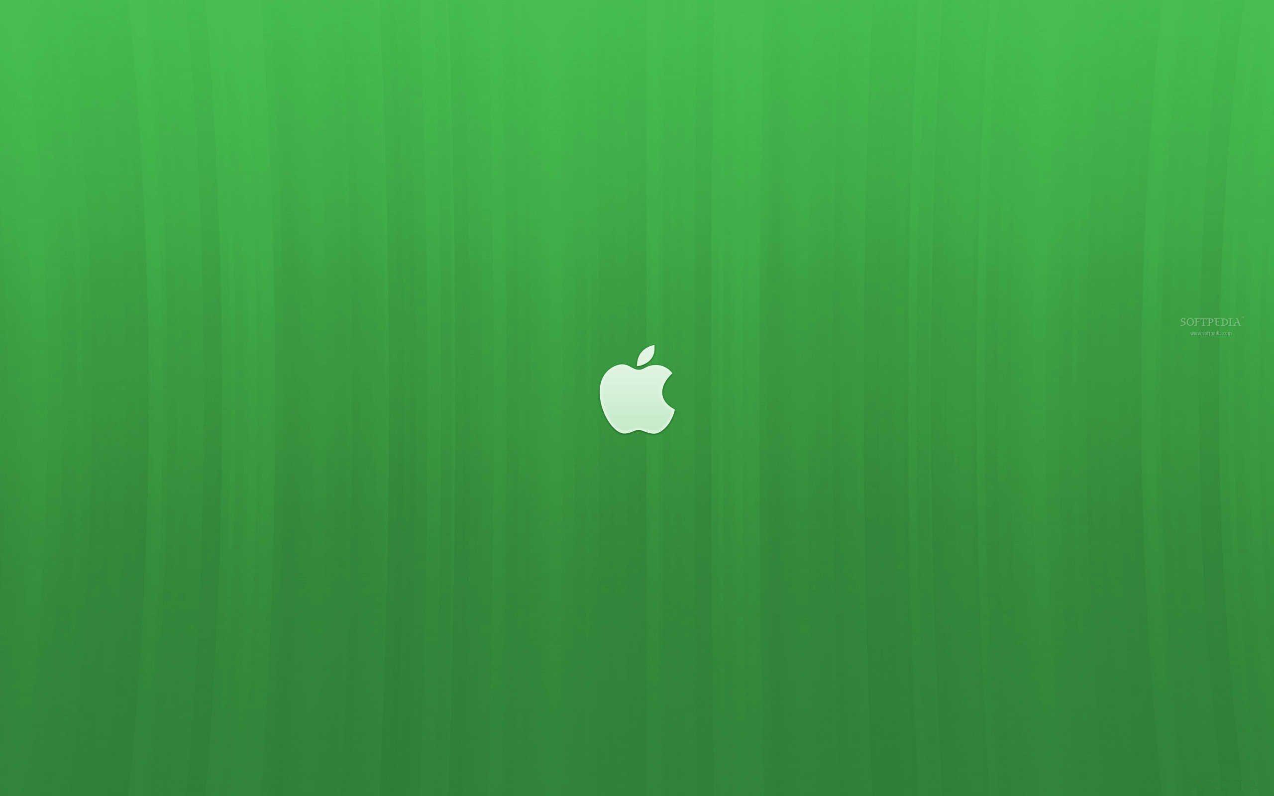 Green Apple Inc Linux Logos Wallpaper 2560x1600 321238 Wallpaperup