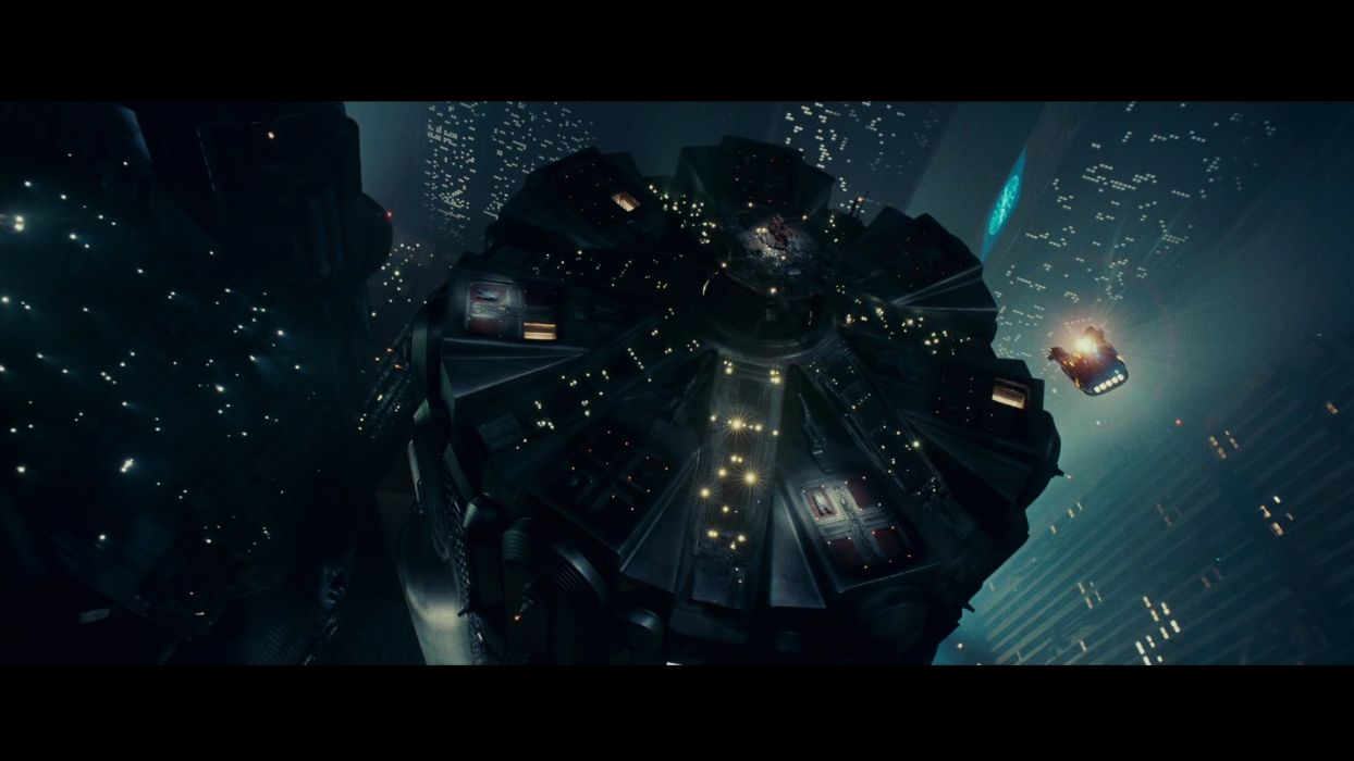 Blade Runner police wallpaper