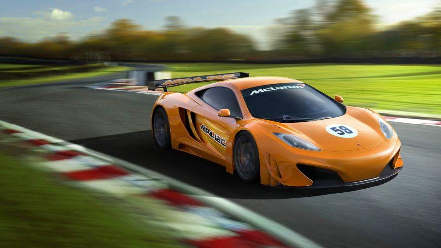 cars McLaren auto wallpaper