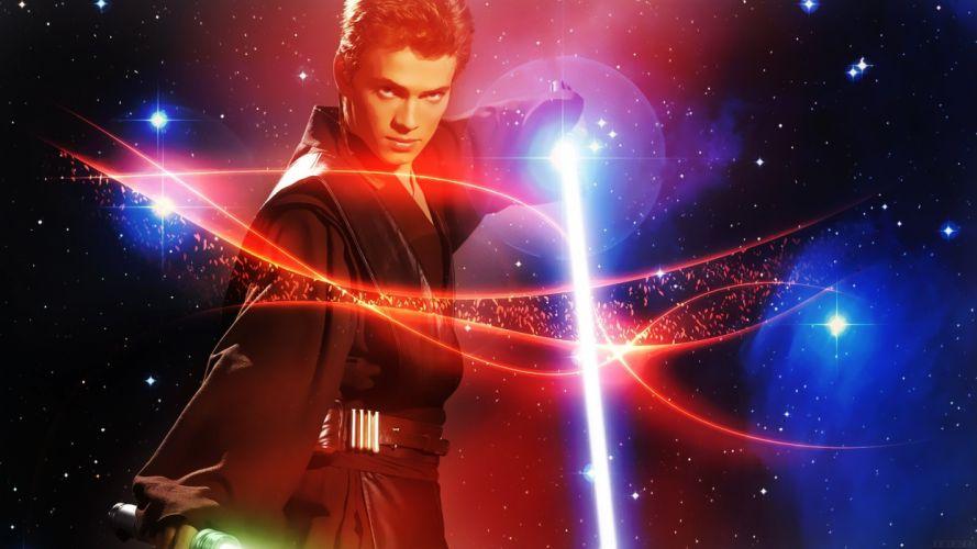 Star Wars Anakin Skywalker Hayden Christensen wallpaper