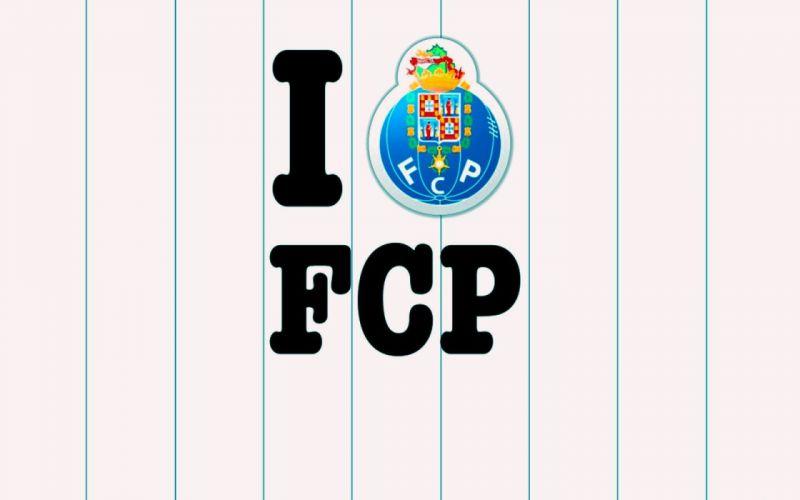 love FCP FC Porto wallpaper
