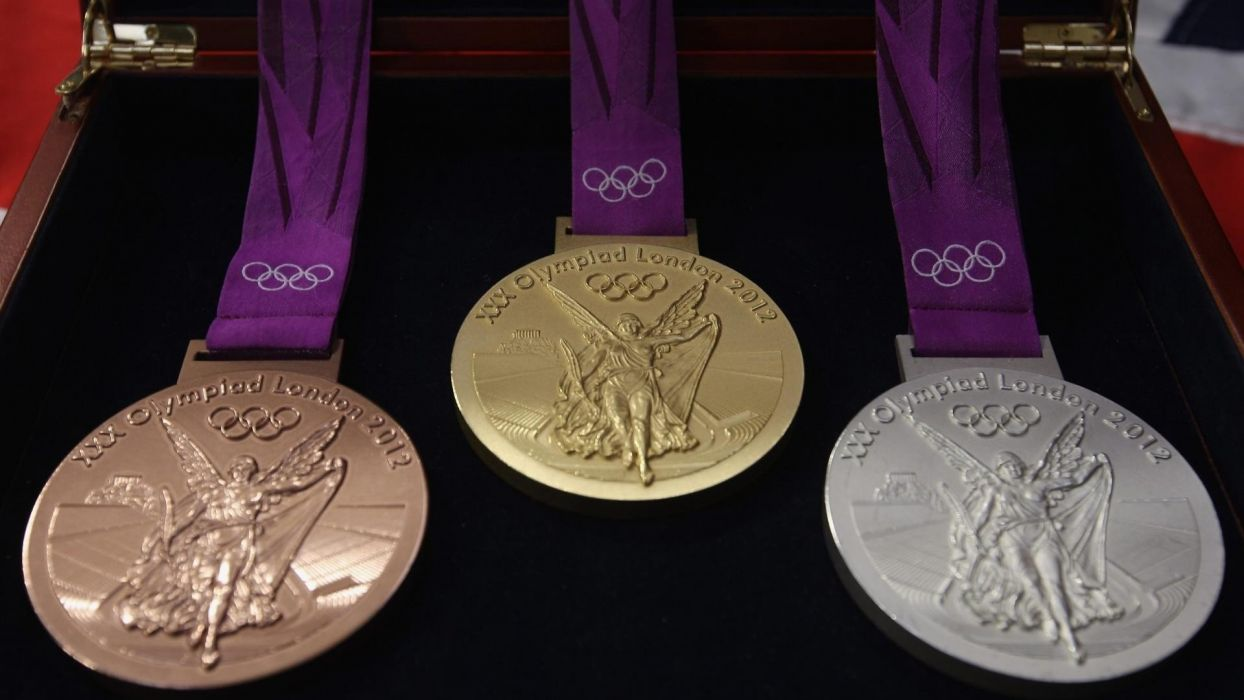 gold medals London 2012 Olympic Games Olympiad Olympics 2012 wallpaper