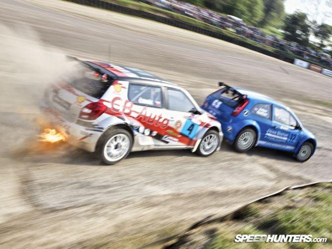 cars rally-cross wallpaper