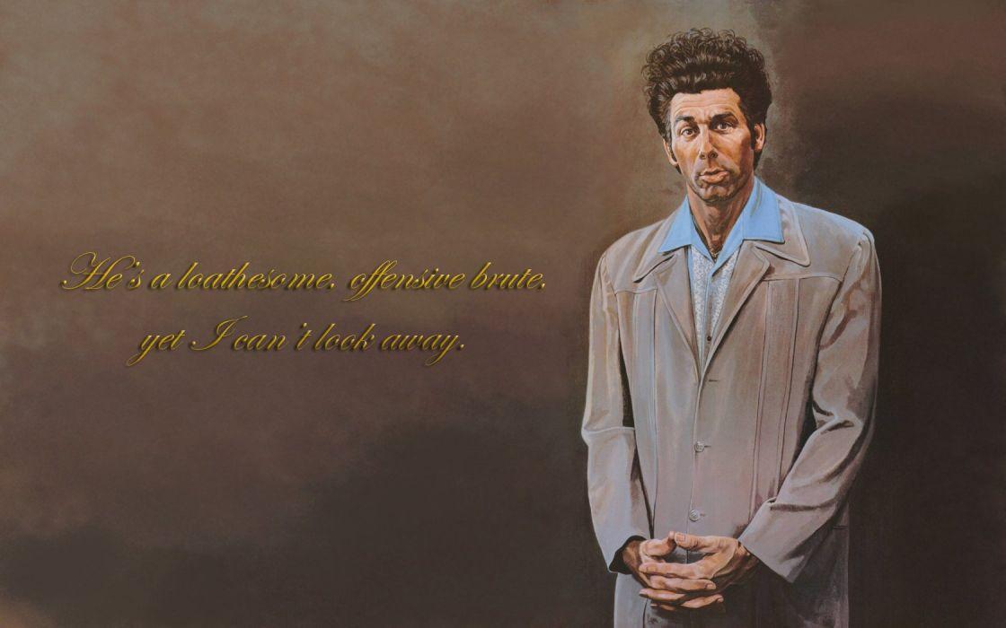 Kramer Seinfeld wallpaper