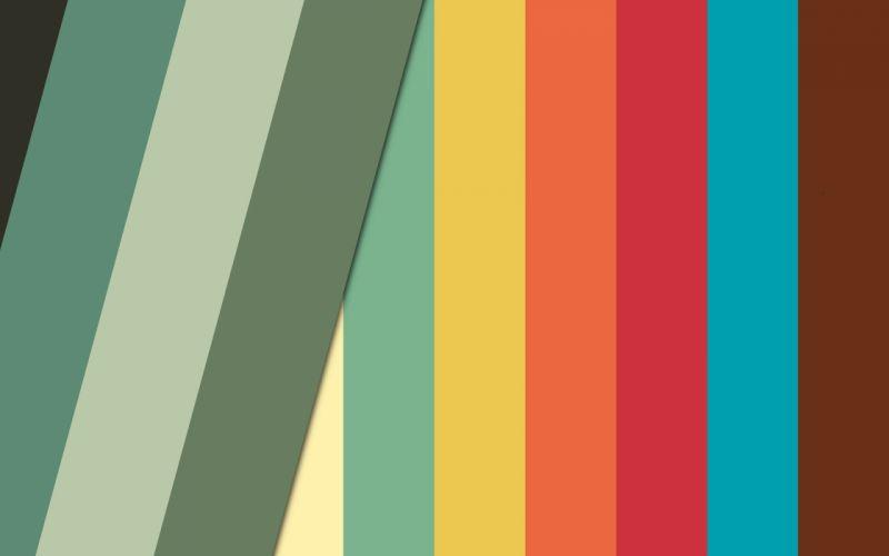 minimalistic stripes wallpaper