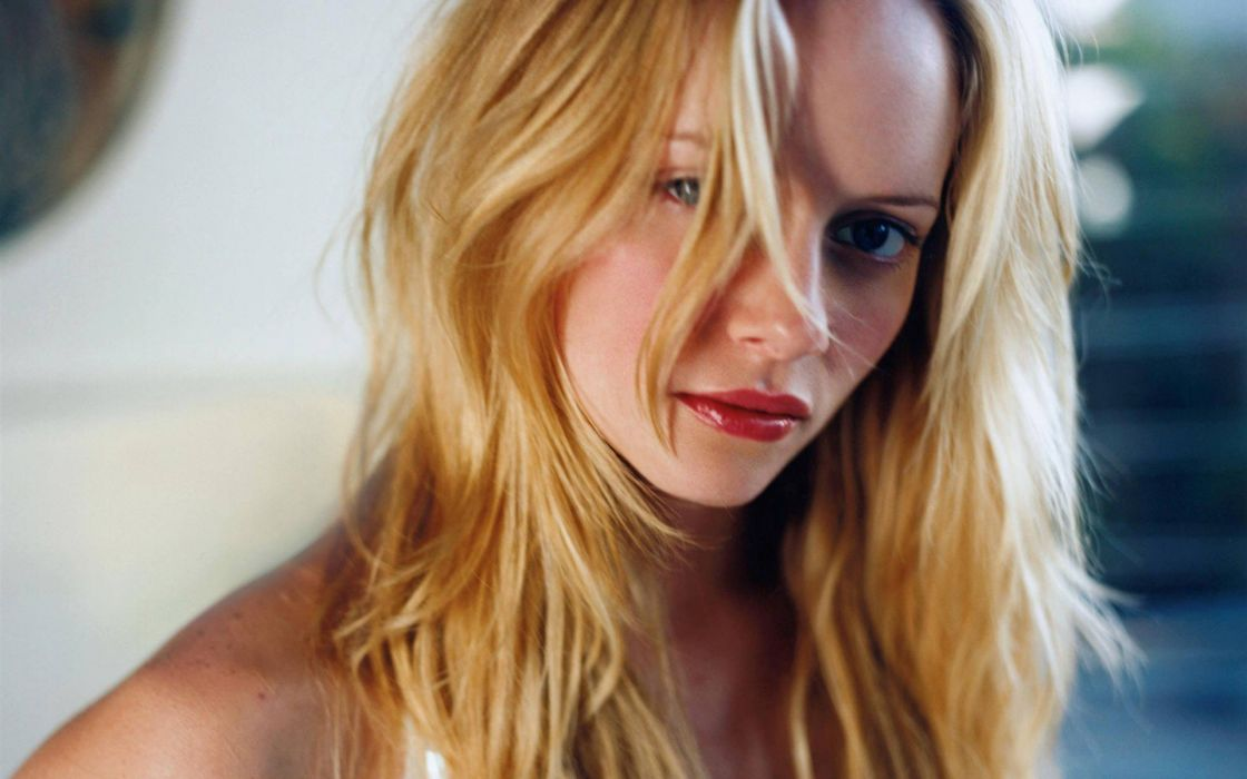 blondes women actress Marley Shelton wallpaper